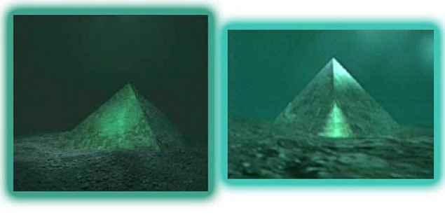 Two Giant Underwater Crystal Pyramids Discovered in the Center of the Bermuda Triangle Glass-Pyramids-Discovered-at-Bermuda-Triangle-21