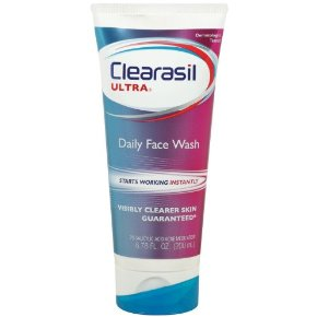 Clearasil Ultra Cleansing Face Wash