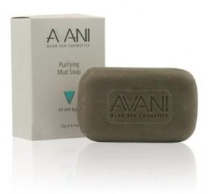 Avani Dead Sea Soap