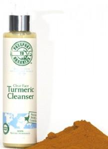 Turmeric Facial Cleanser