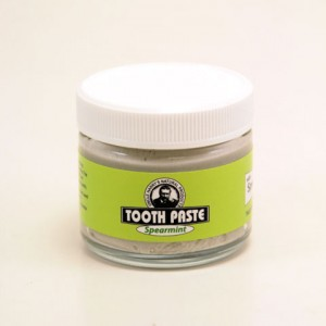 Uncle Harry's Toothpaste Spearmint