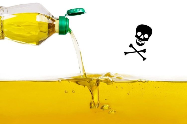 Vegetable oil dangers unsaturated fat