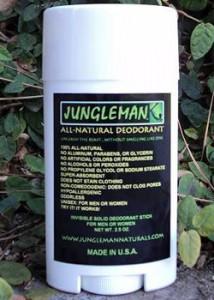 jungleman Deodorant