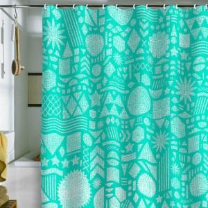 Bathroom Upgrade #2: Non-Toxic Shower Curtain | EndAllDisease.