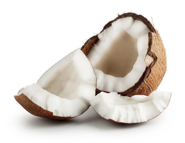 Coconut brain health