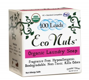 Laundry Detergent Chemicals Absorbed Through Skin And
