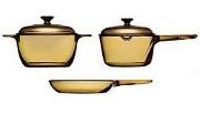 Corning Visions Glass Cookware - EndAllDisease