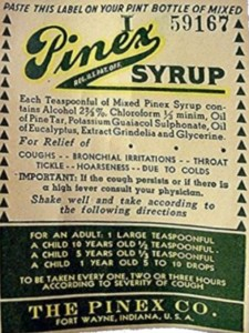 Pinex Cough Syrup