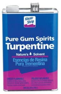 Pure Gum Spirits Turpentine - EndAllDisease