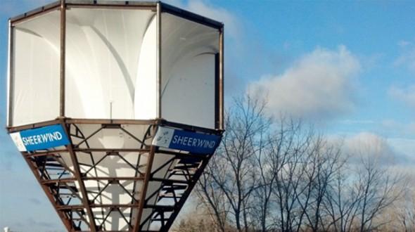 Funnel wind turbine - EndAllDisease