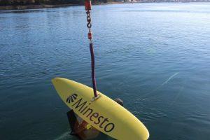 minesto tidal energy harvesting kite free energy