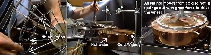 Nitinol Engine