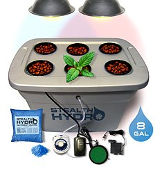 Stealth Hydroponics Complete Kit - EndAllDisease