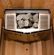 Steam Sauna Heating Rocks - EndAllDisease