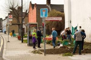 Bus Stop Garden - EndAllDisease