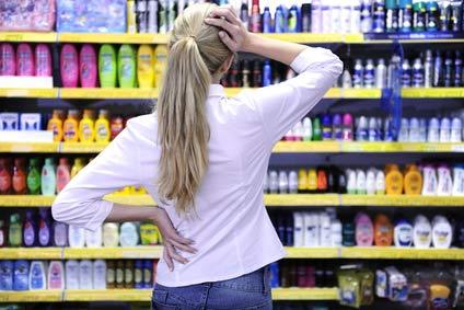 Drugstore Shampoo