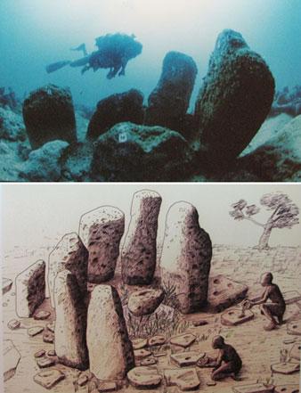 megalithic-atlit-yam-reconstruction