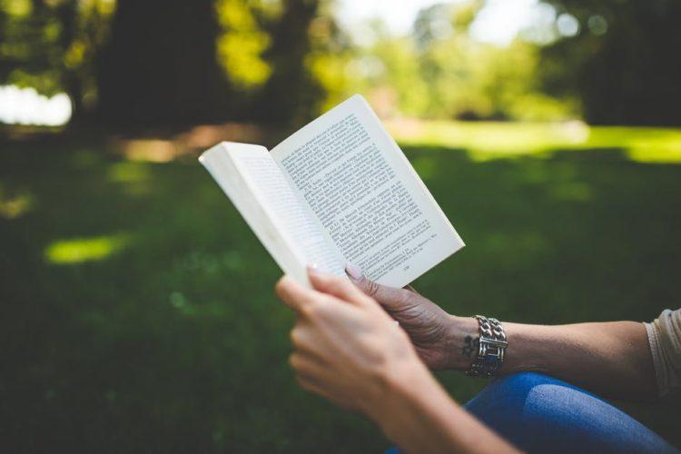 Reading a novel brain health