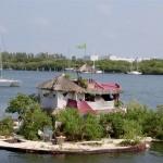 cover photo paradise island