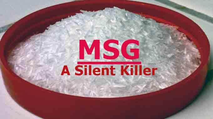 MSG - endalldisease