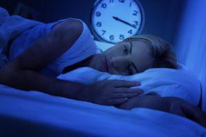 emf disturbs sleep