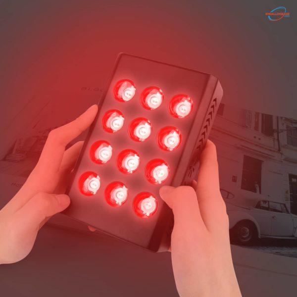 handheld endalldisease red light
