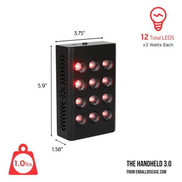 handheld endalldisease red light 4
