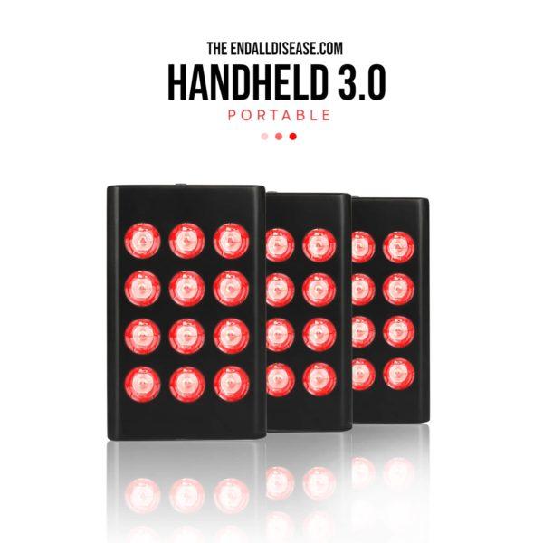 handheld endalldisease red light 2