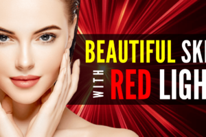 rejuvenate your skin with red and near infrared light therapy