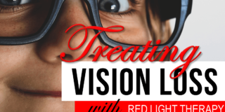 red light therapy vision loss
